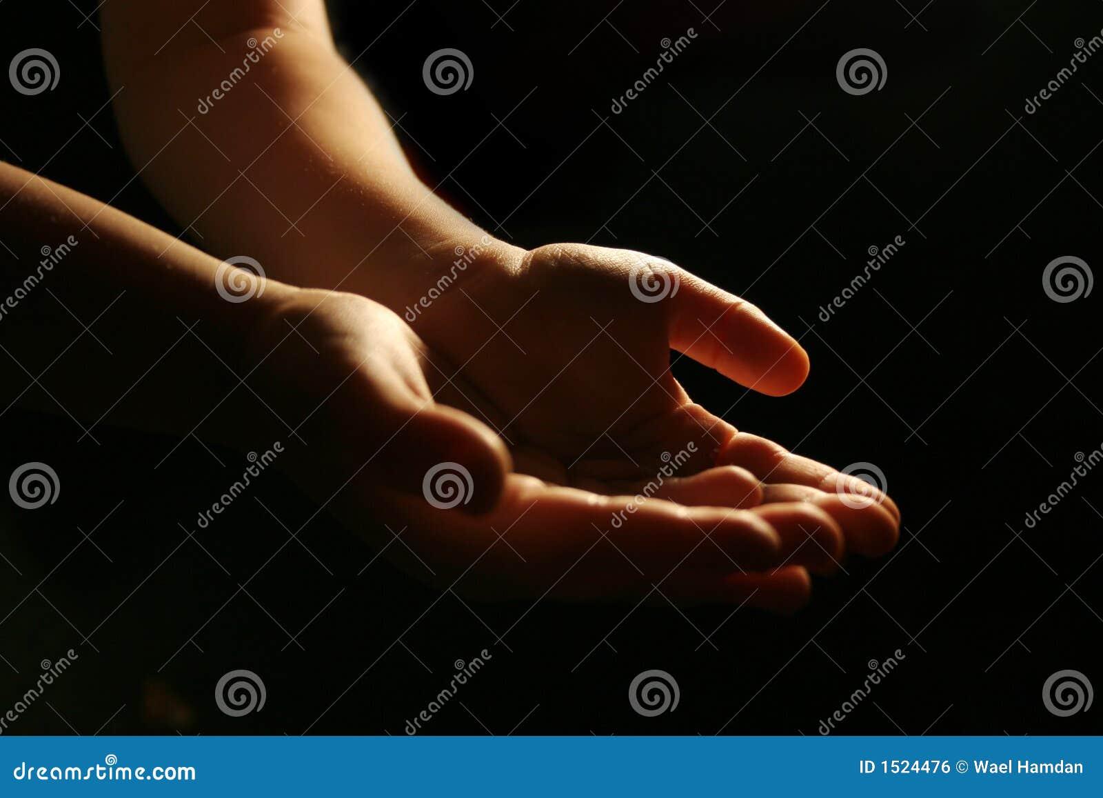 Tillbe för händer