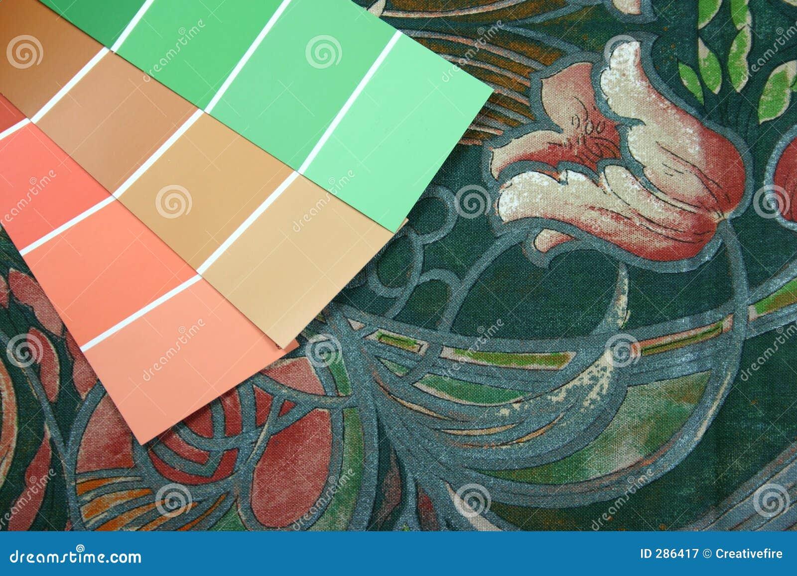 Tillpassa för färginterior