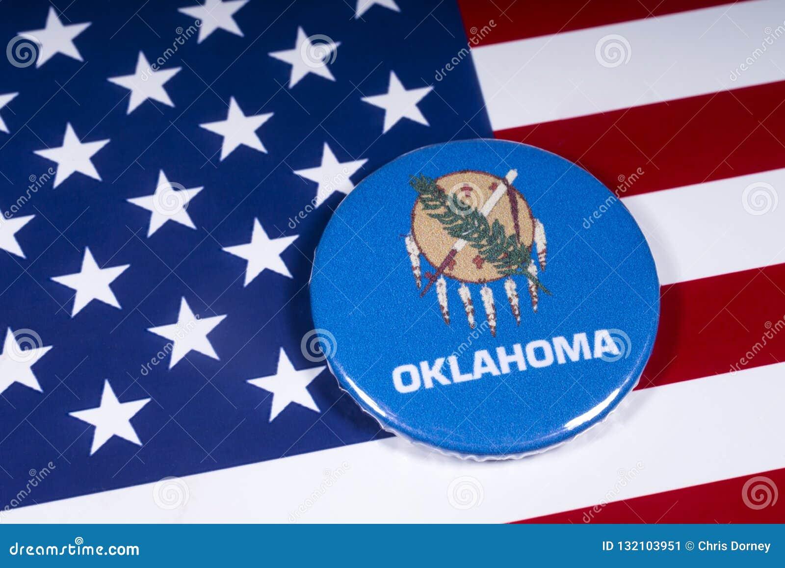 Tillstånd av Oklahoma i USA