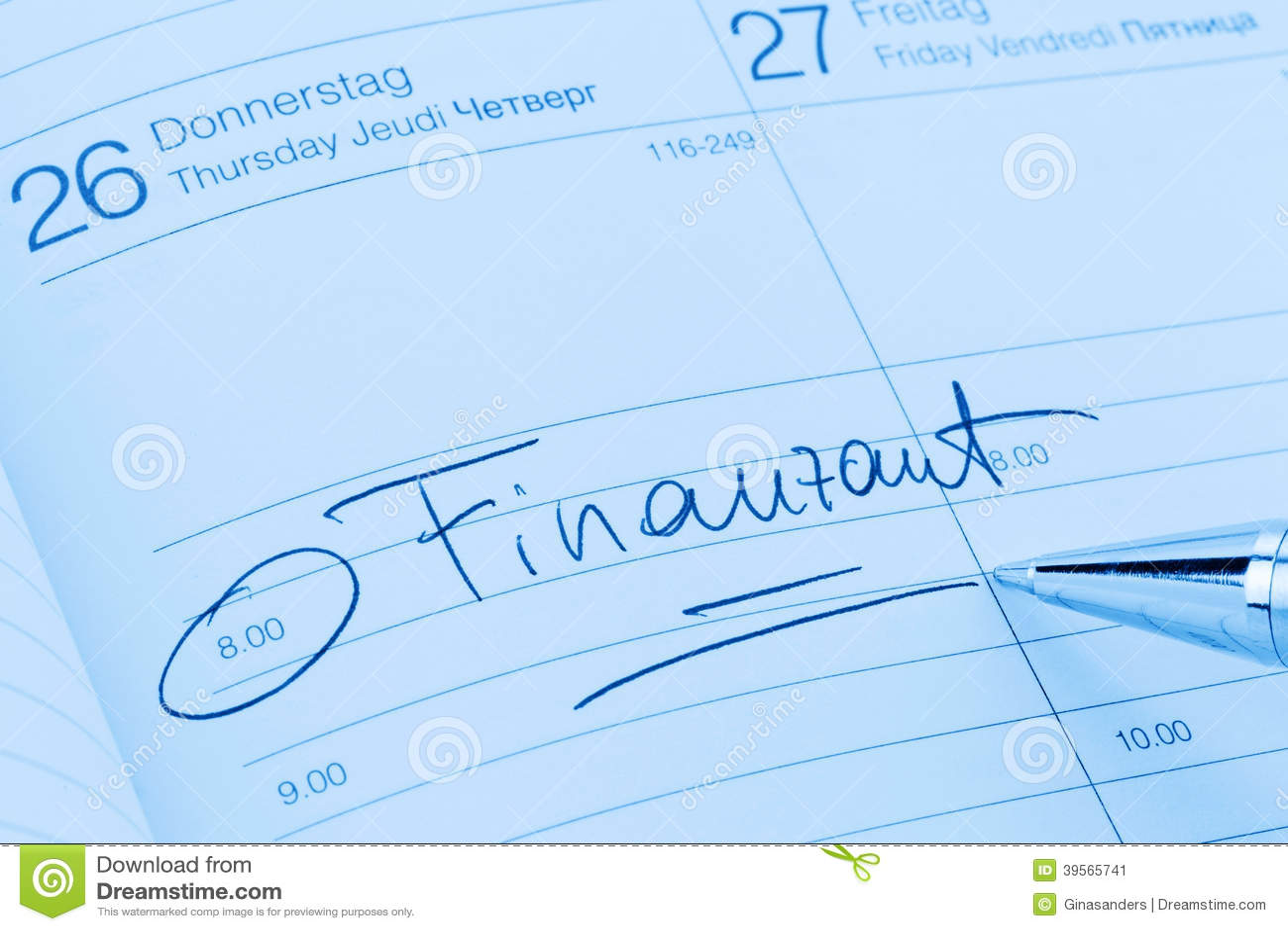 Tillträde till kalendern: skattkontor