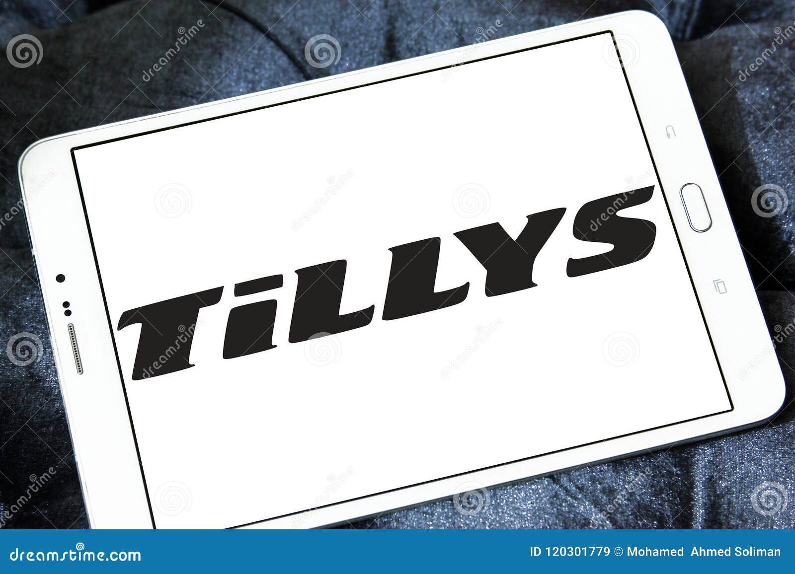 Tillys fashion brand logo