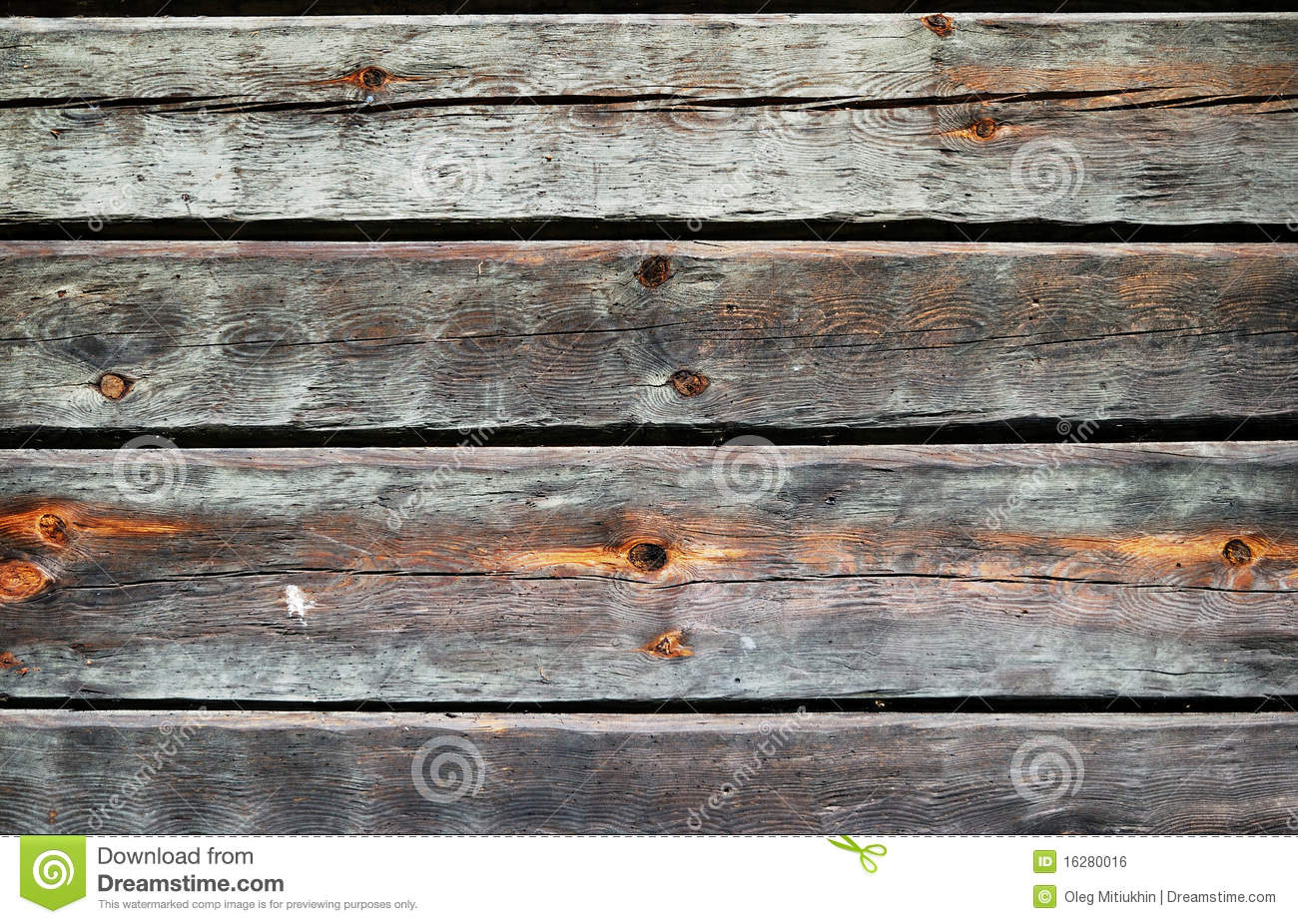 Timber Wall Of Old Wooden House Stock Photo Image 16280016