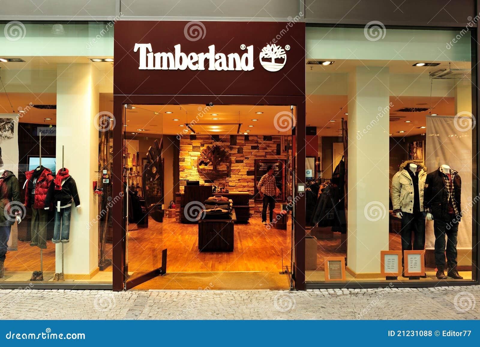 timberland store darmstadt
