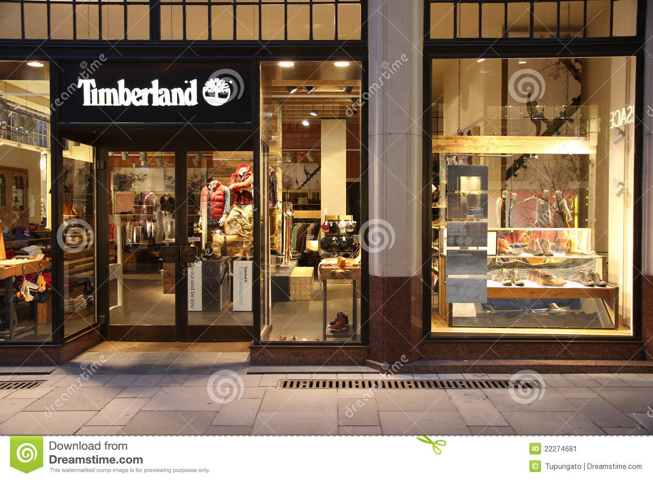 vienna september 8 timberland store on september 8 2011 in vienna