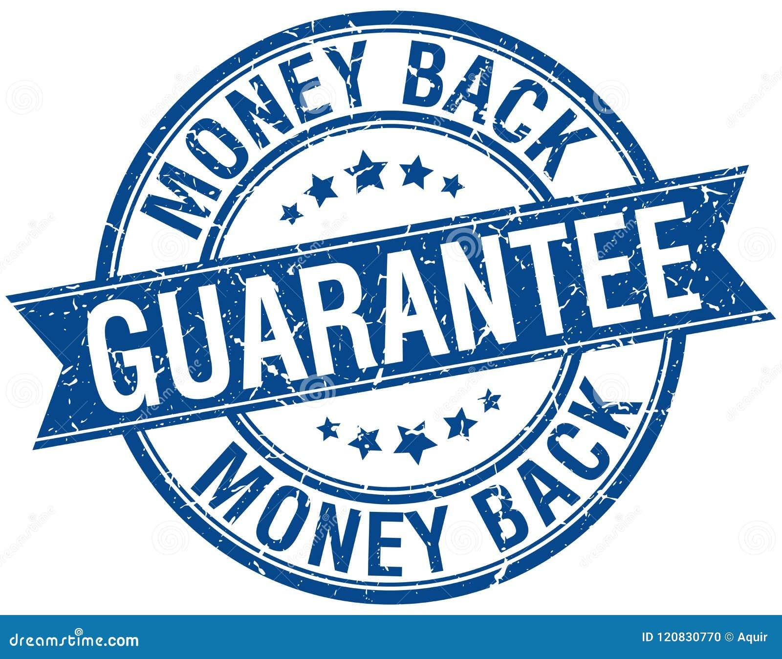 Timbre de garantie de dos d argent