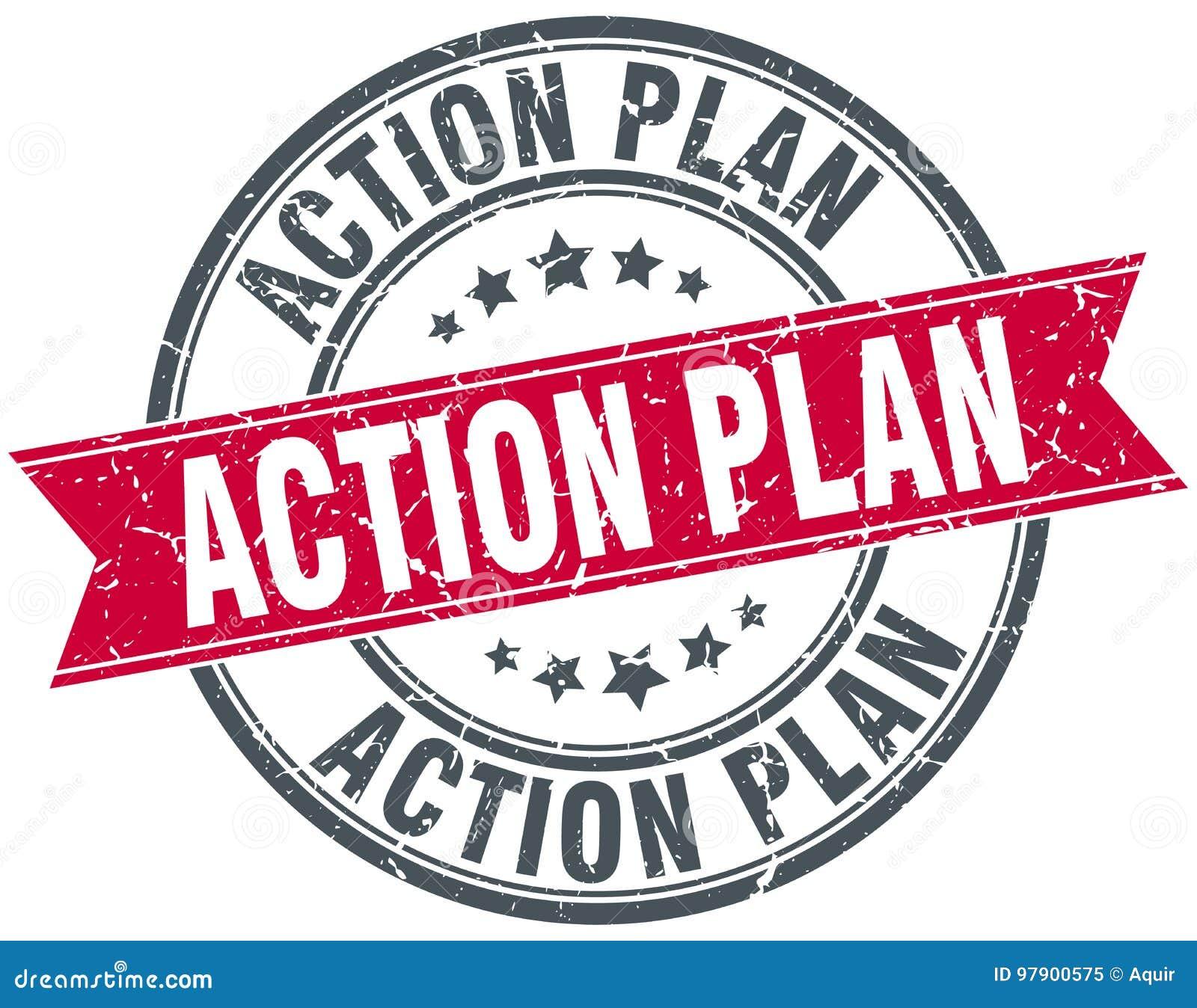 Timbre de plan d action