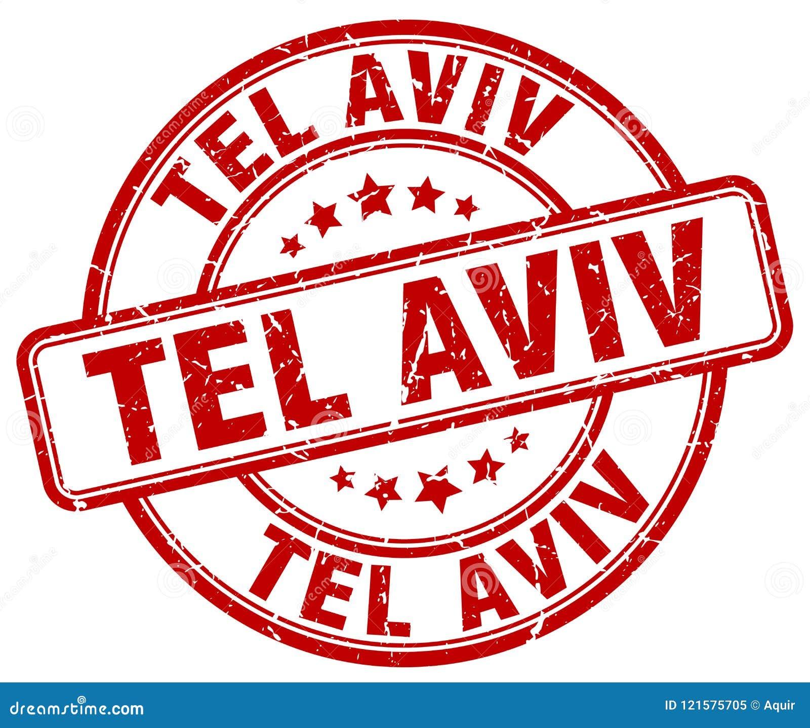 Timbre de Tel Aviv