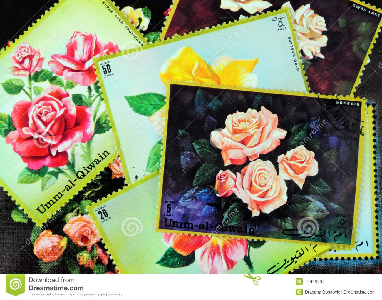 Timbres-poste