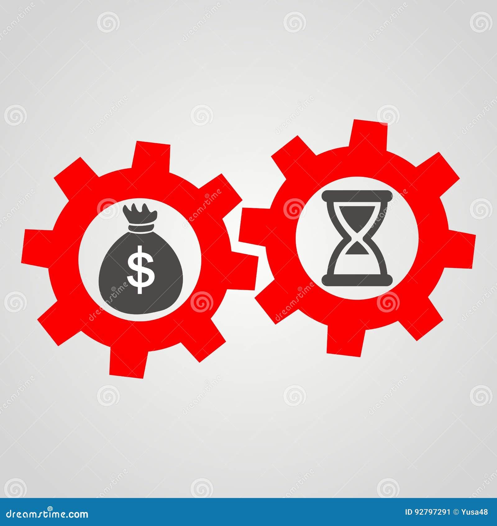Time är pengar Affärslägenhet