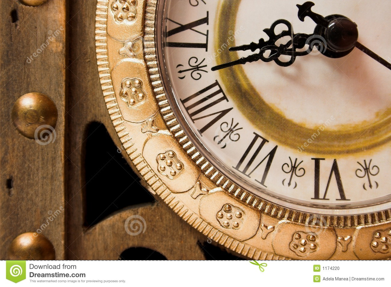The time