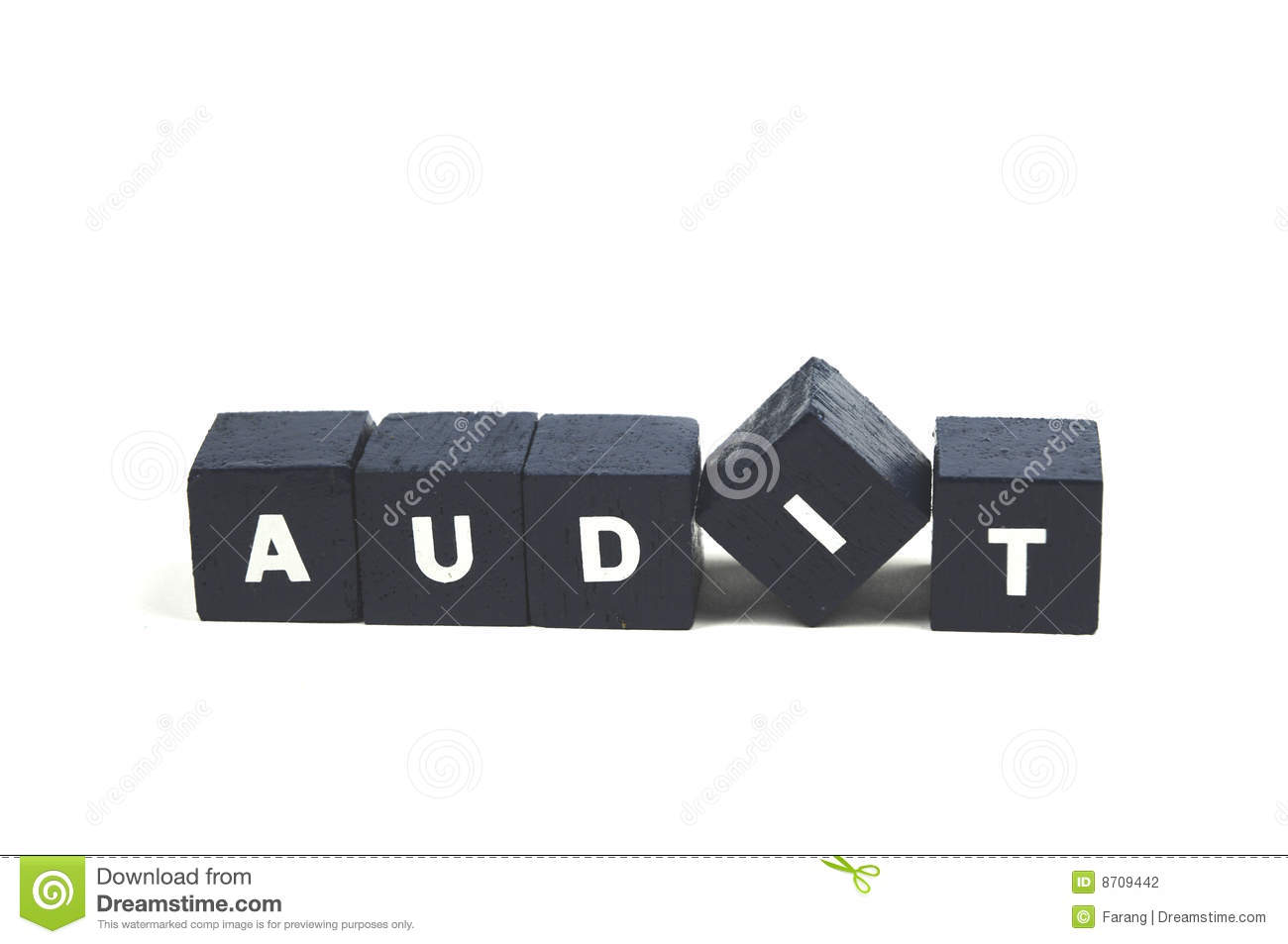 Time for an audit