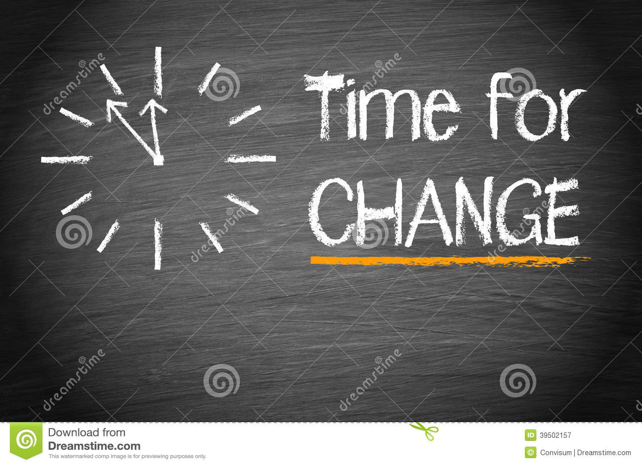 Time for change stock image image of details conceptual for Time for business