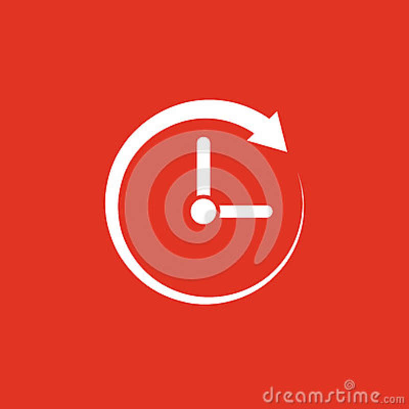 Time, Clock Icon  Time And Watch, Timer, Clock Symbol  UI