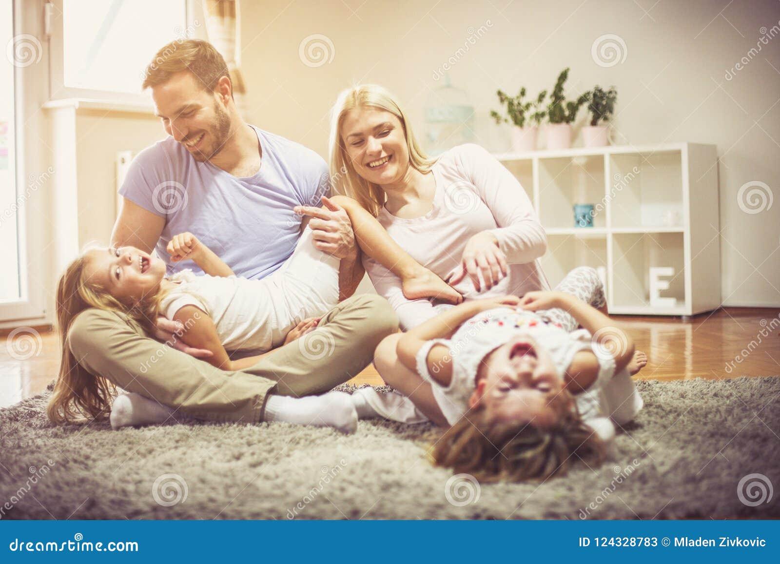 Time för familj finns alltid