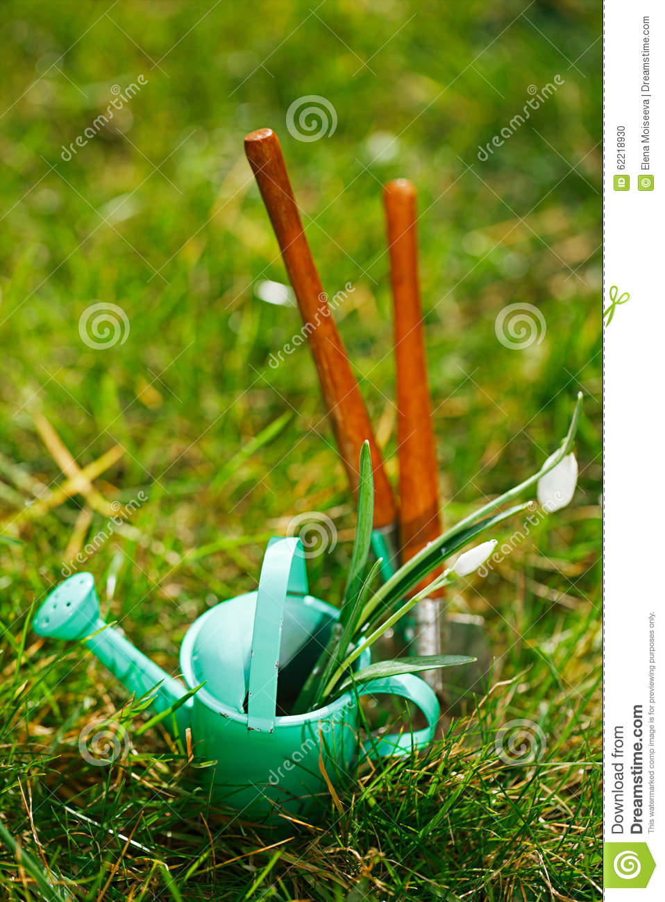 Time For Garden Now Decorative Small Gardening Tools And