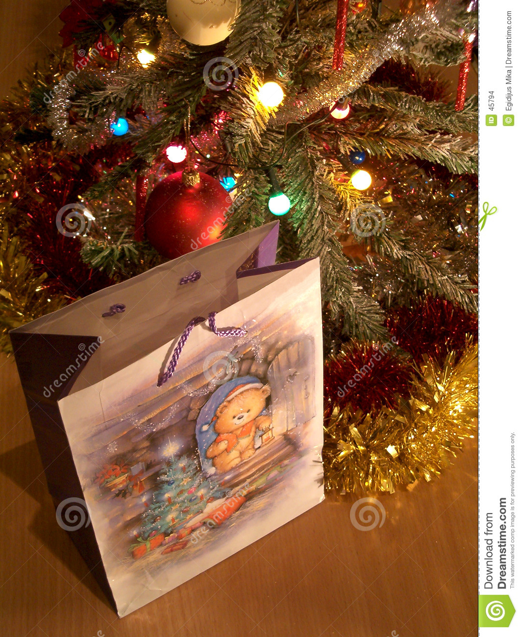 Download Time for gift stock photo. Image of donation, occasion, december - 45794