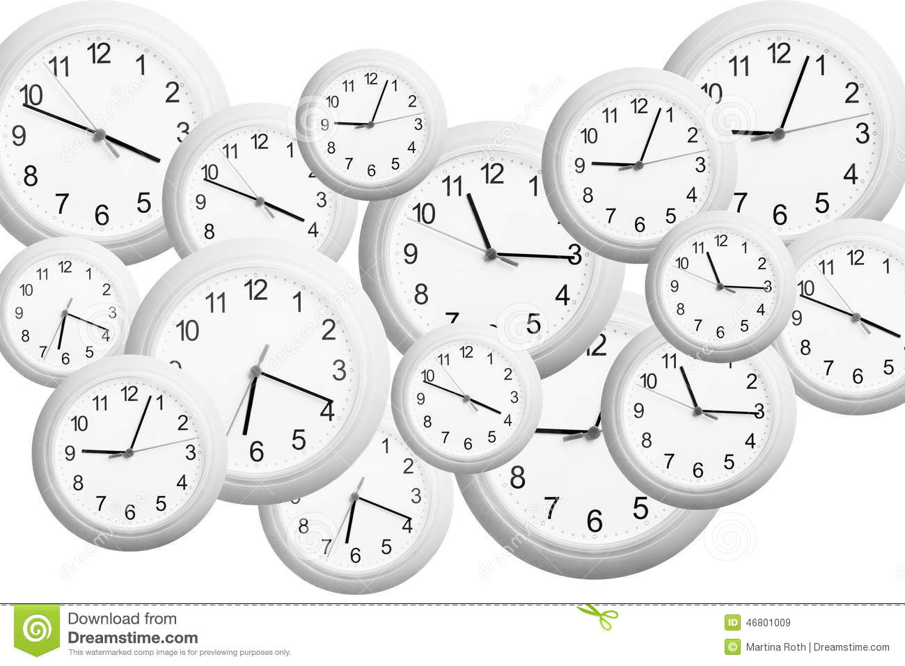 Time is going on