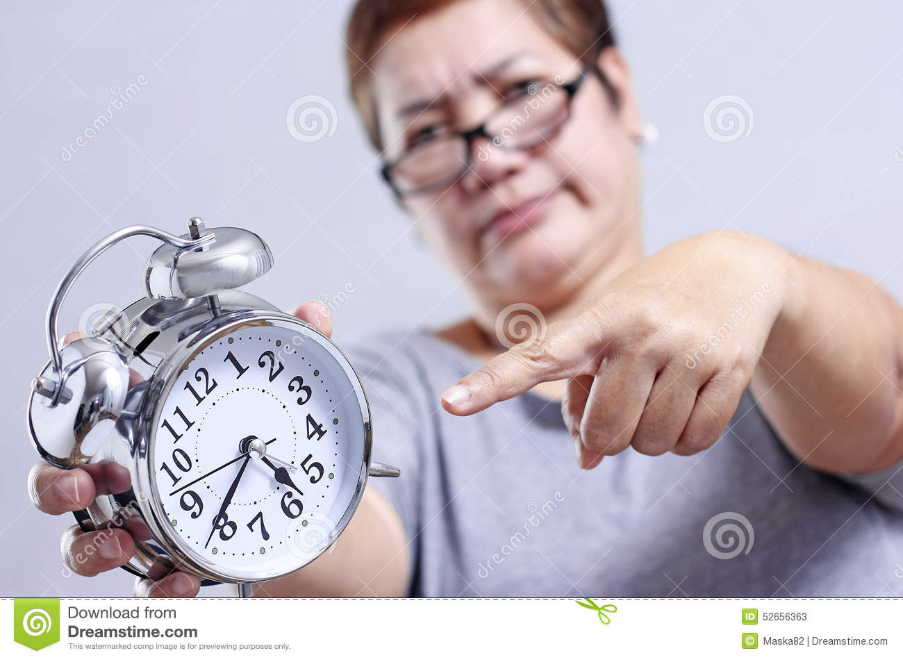 Time Keeper Stock Photo - Image: 52656363