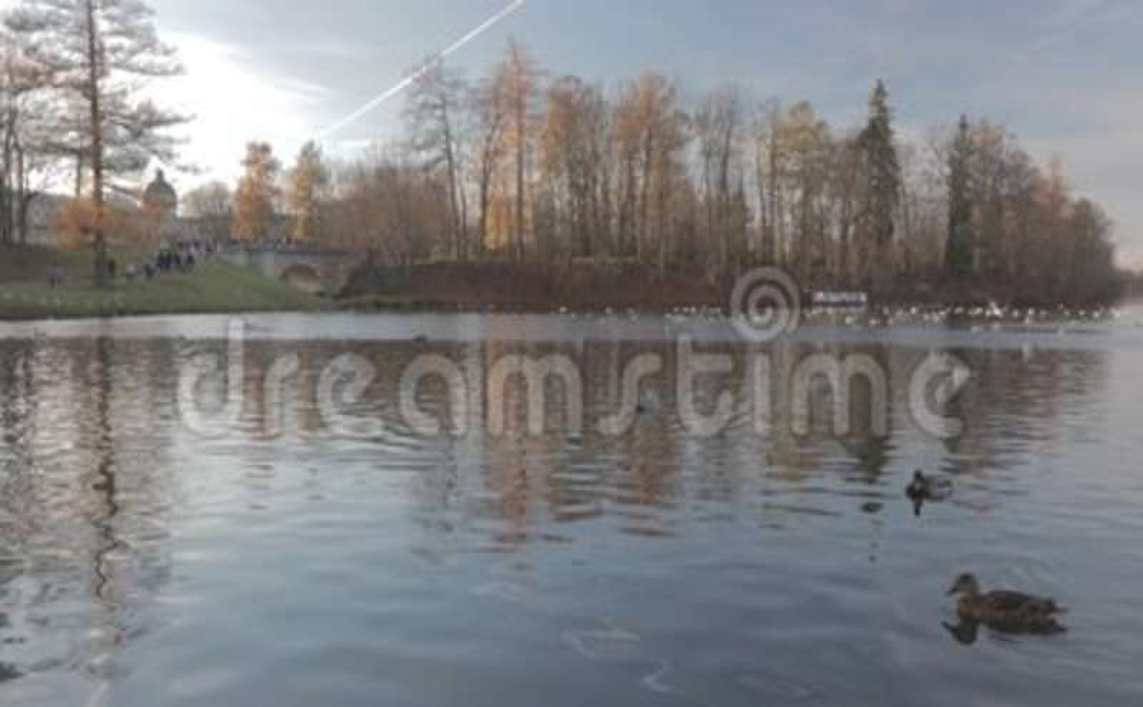 Time lapse White Lake Gatchina CineStyle profile