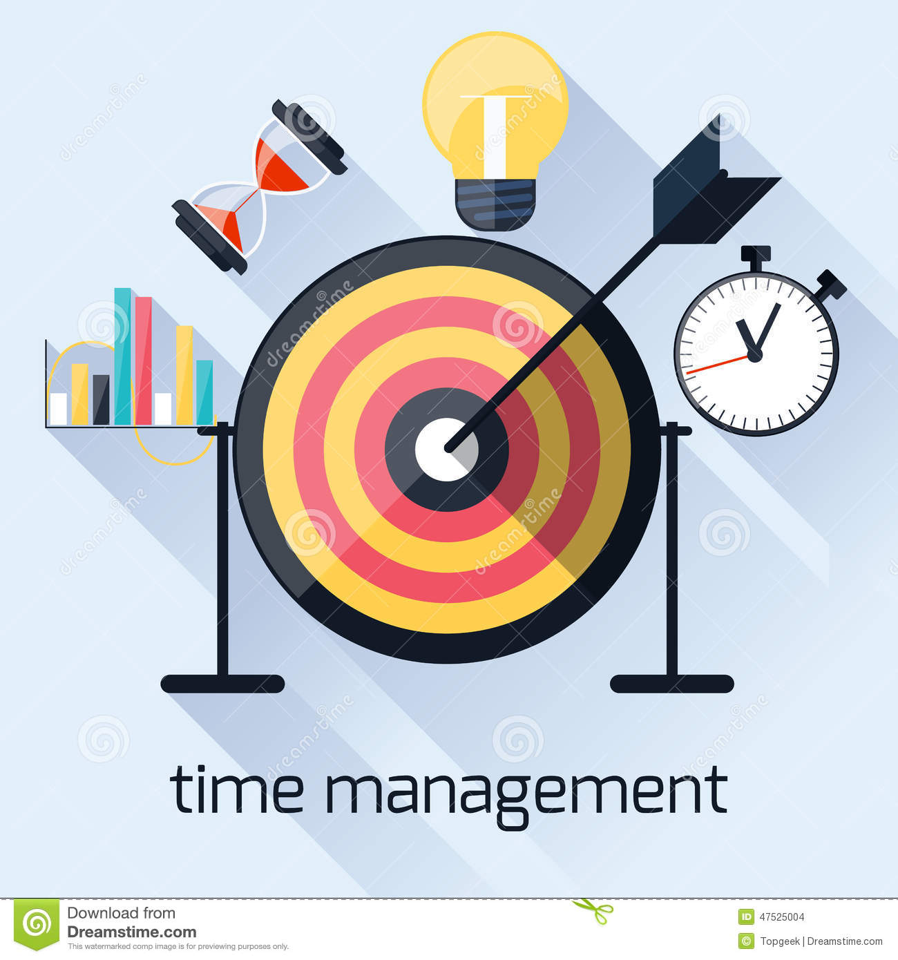 how to love time management