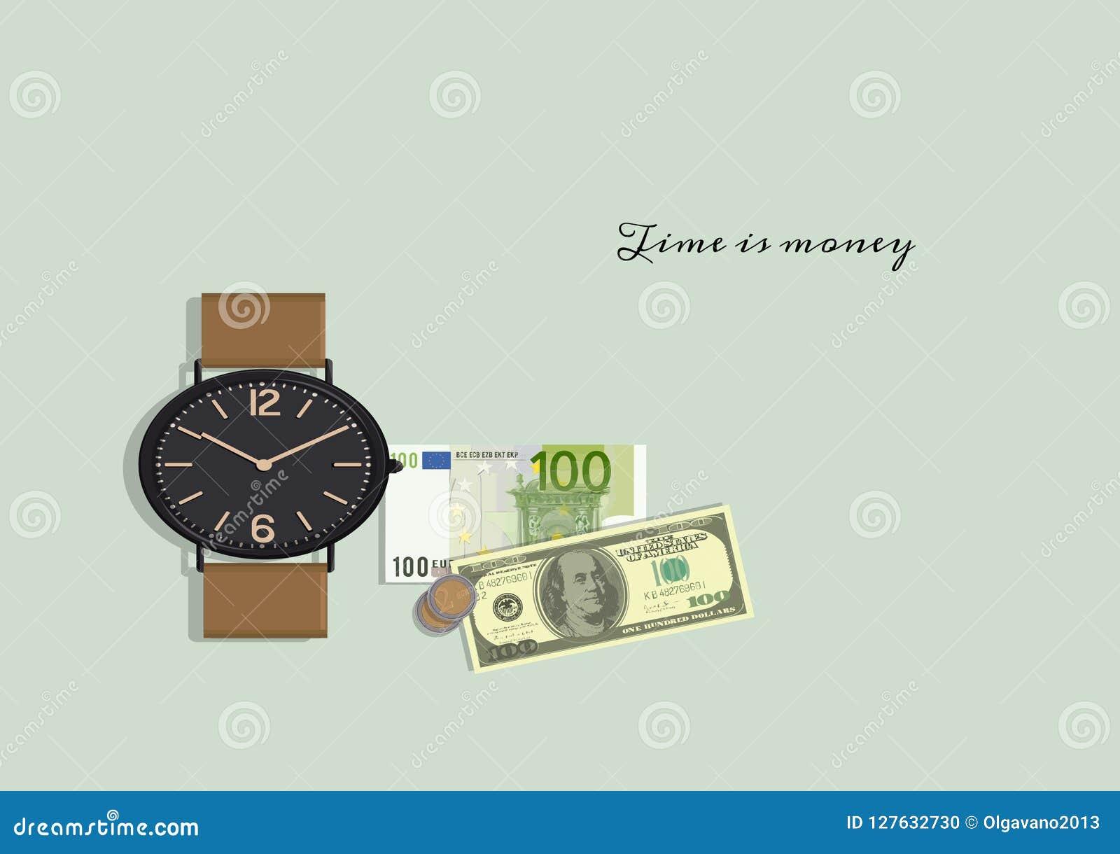 Time is money phrase author Benjamin Franklin