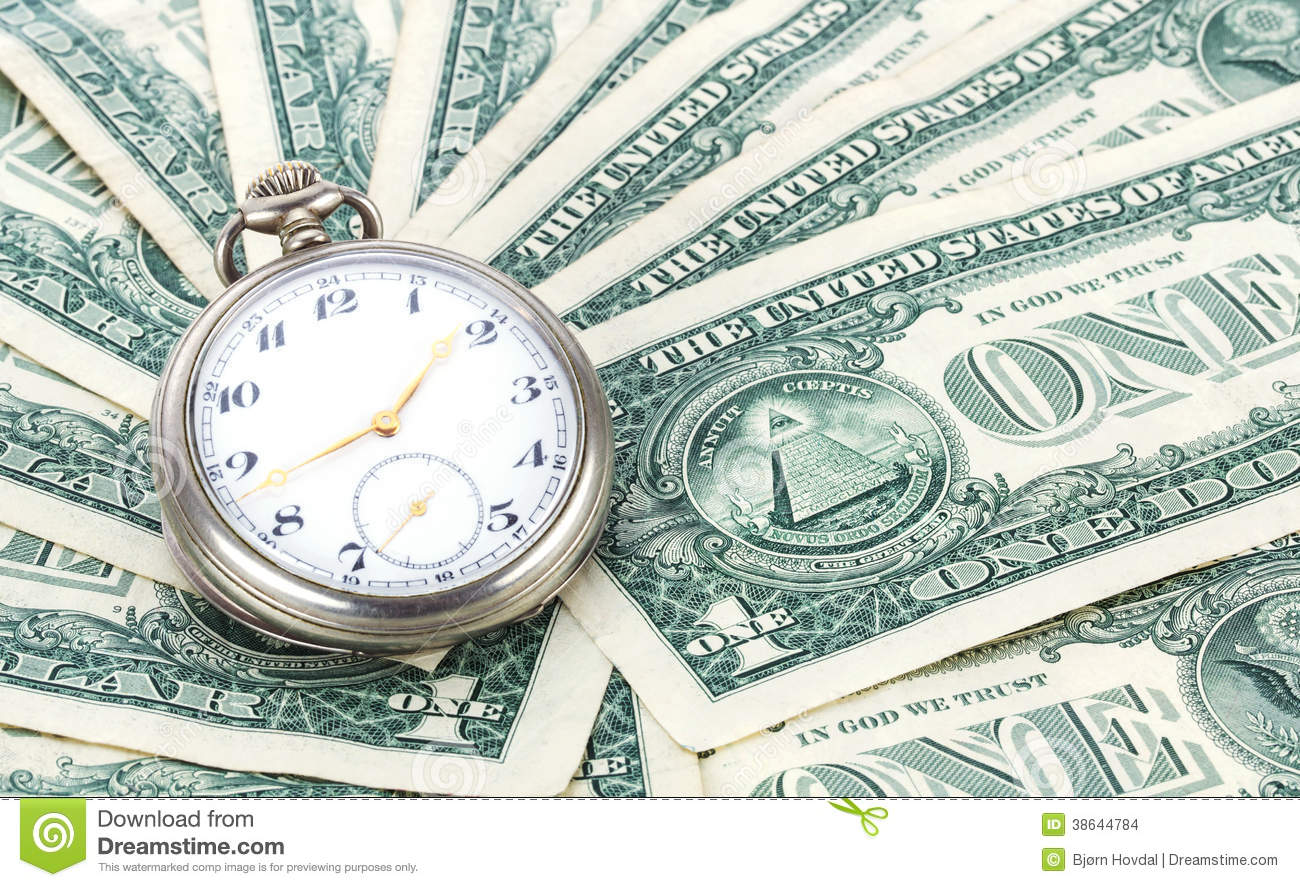 Download Time is money stock photo. Image of hours, earnings, moment - 38644784