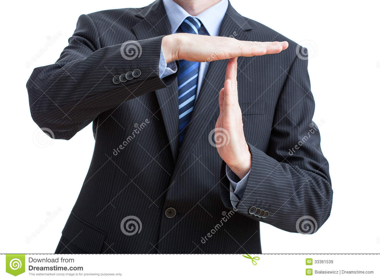 Time Out Gesture Royalty Free Stock Images - Image: 33361539