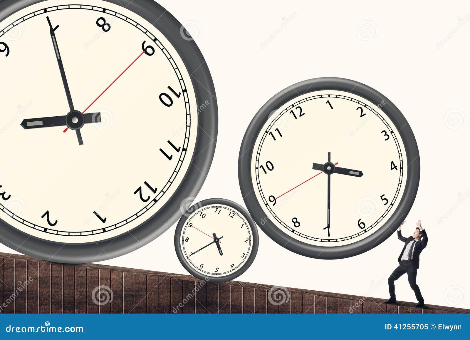 Time pressure concept