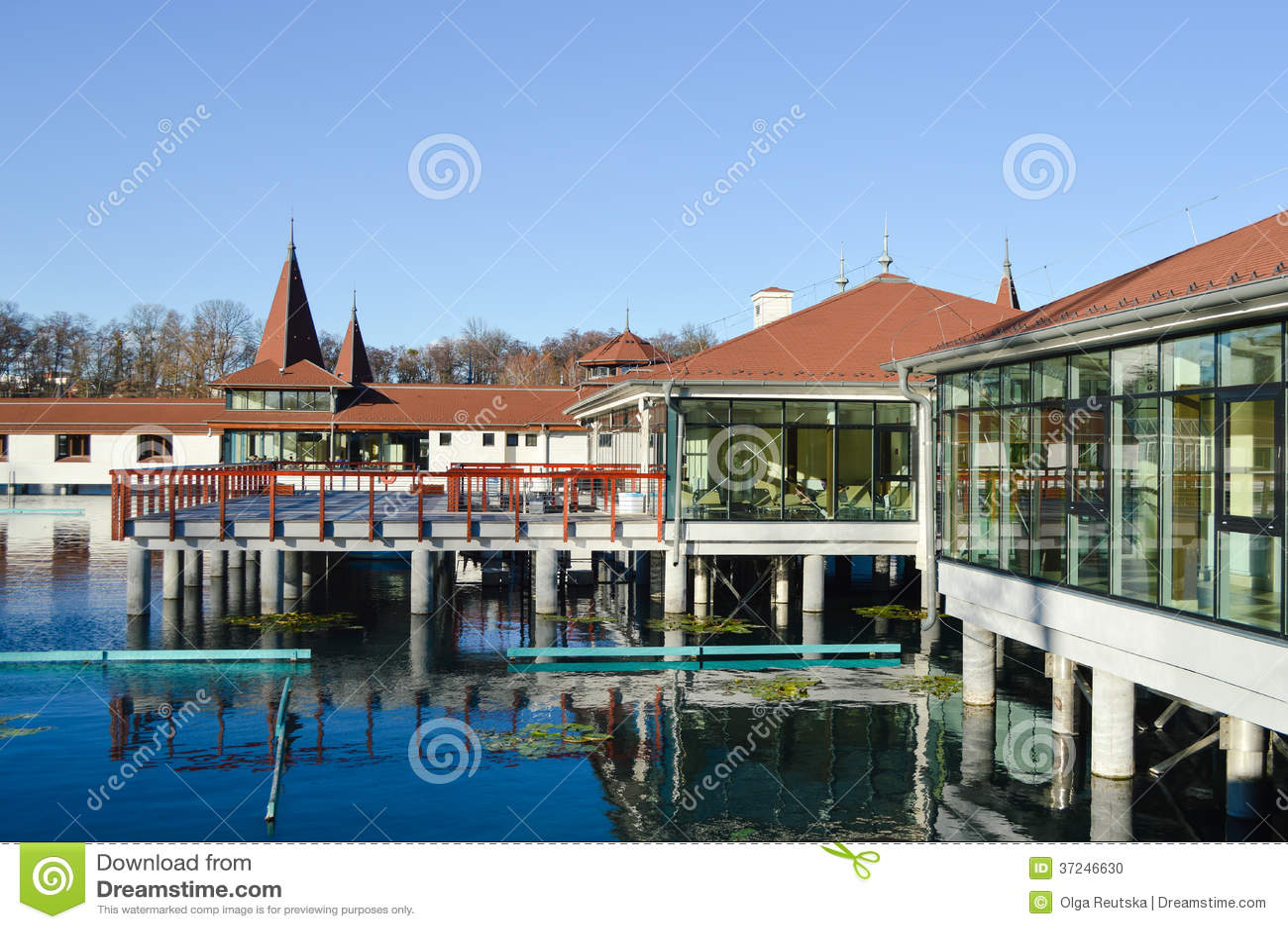 Time For Spa Heviz Thermal Lake And Swimming Pool Spa