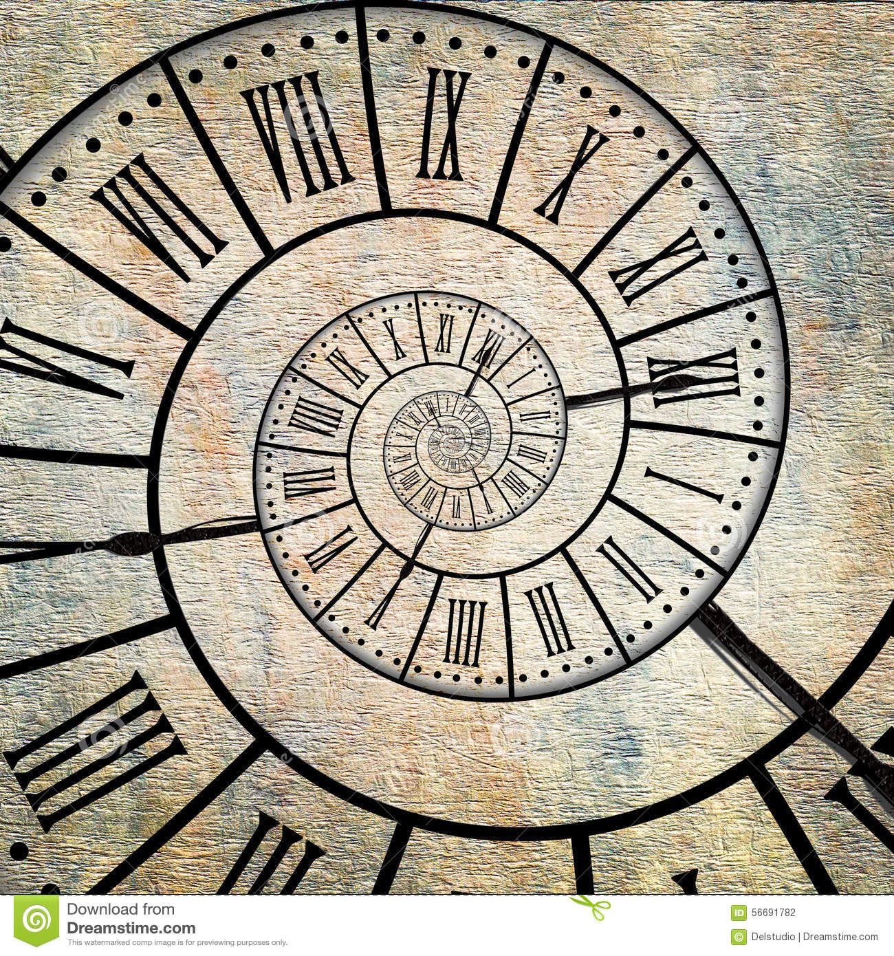 time spiral vintage sepia stock photo image of hurry