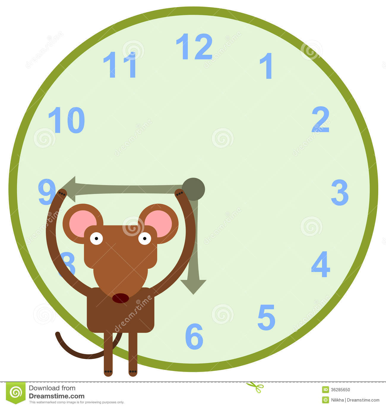 Time Stopper Stock Illustration Illustration Of Minute 36285650