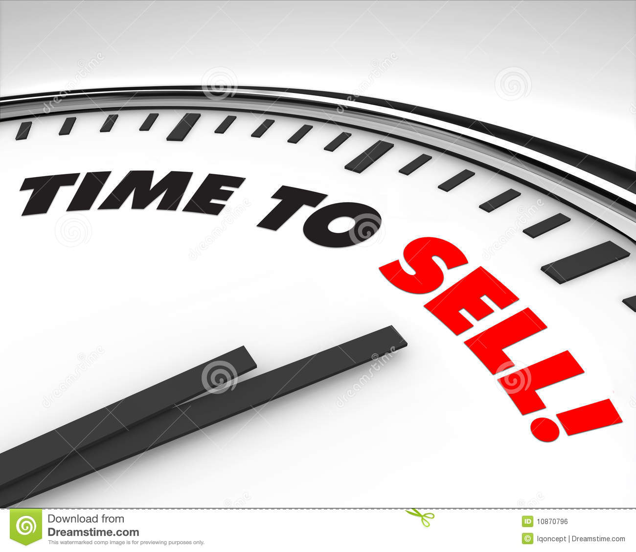 Time to sell clock royalty free stock image image for How to sell drawings online