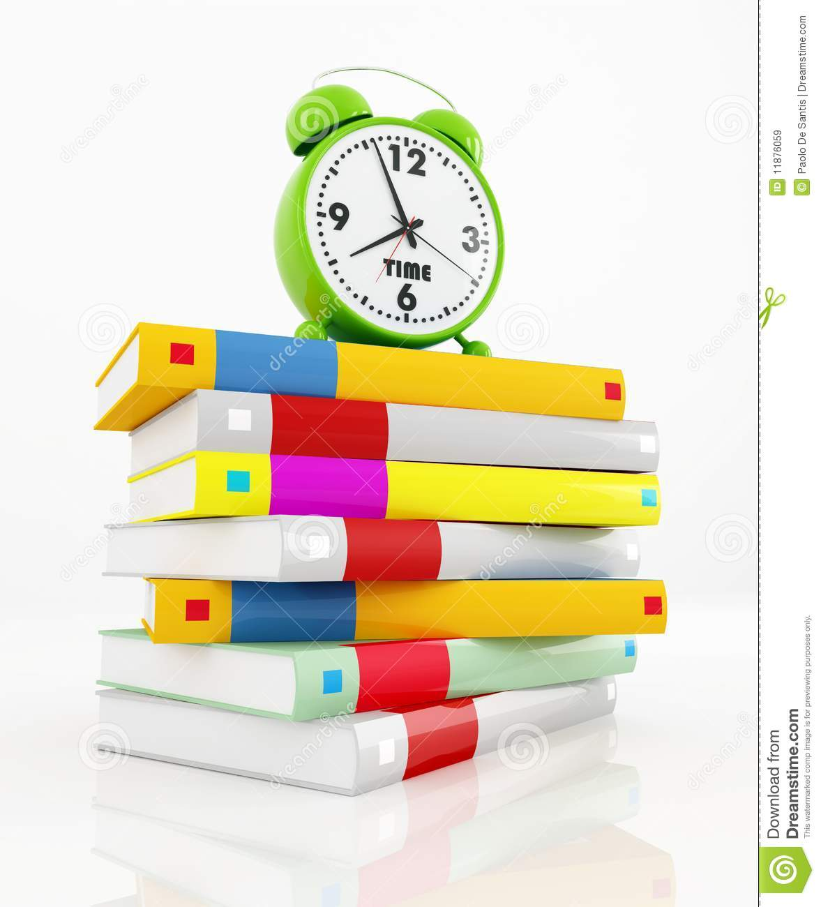 Time to study stock illustration illustration of moment 11876059 time to study altavistaventures Choice Image