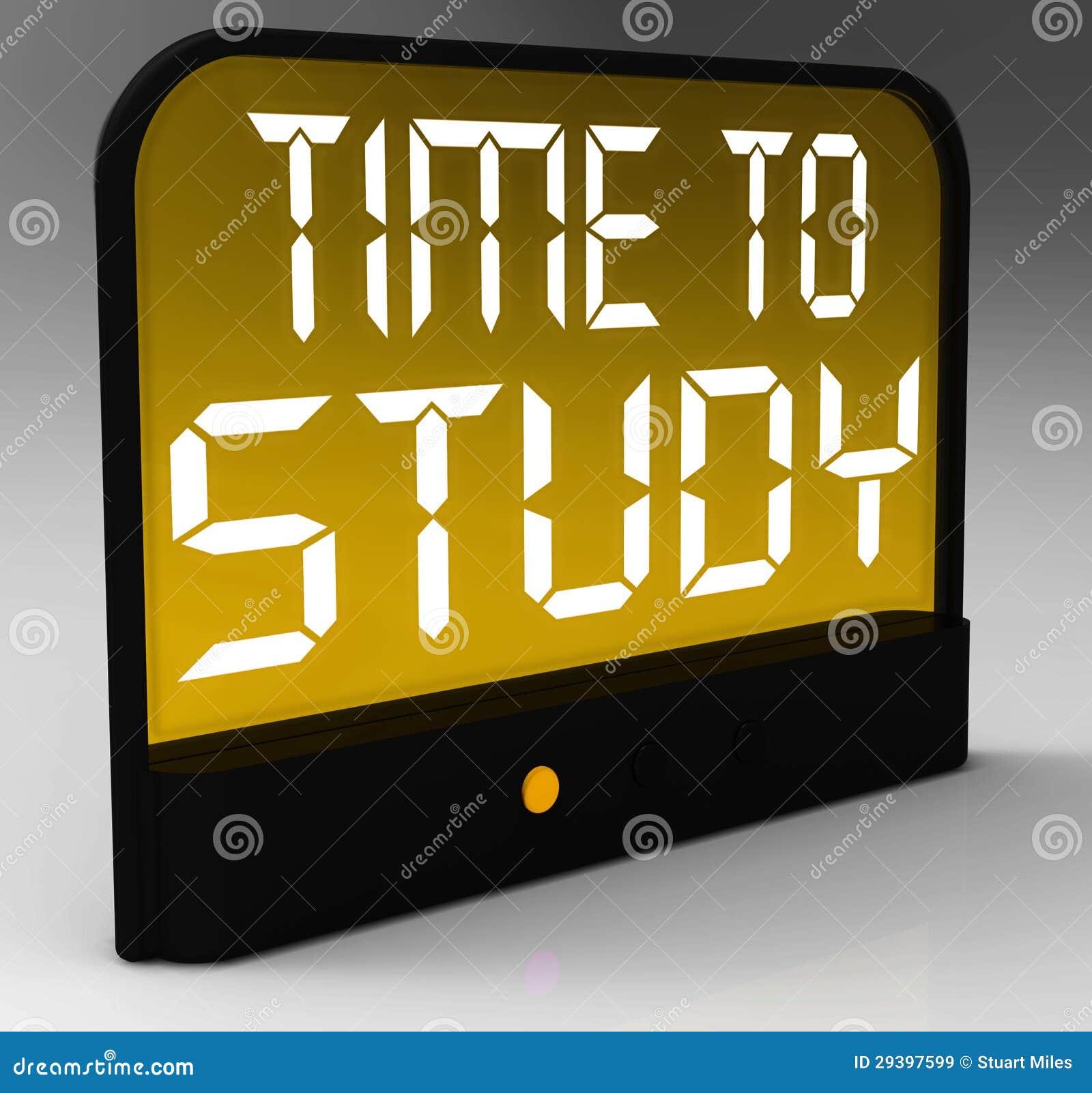 Resultado de imagen para studying time