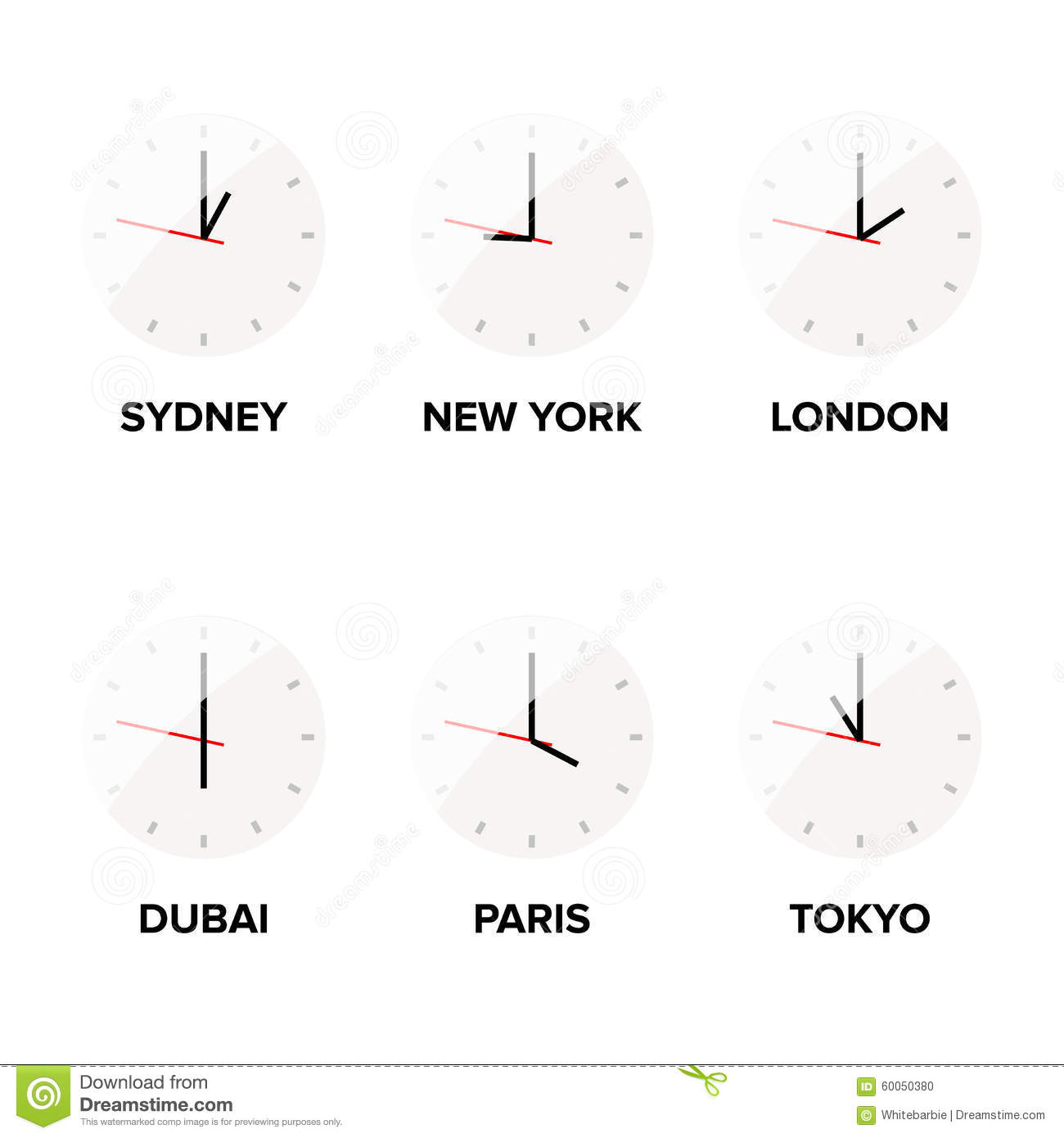 New york time to london time