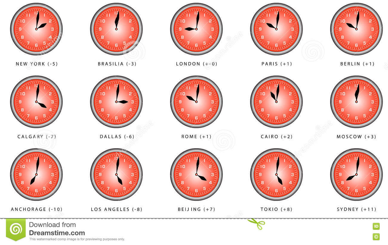 Time zone world stock video. Illustration of zone, business - 70860529