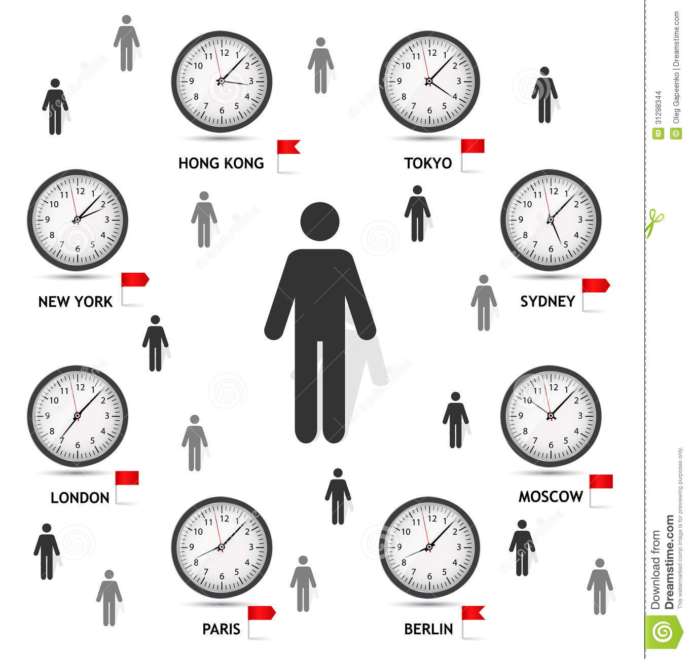 Geography Blog US Maps Time Zones USA Time Zone Map Stock - Time zone chart usa
