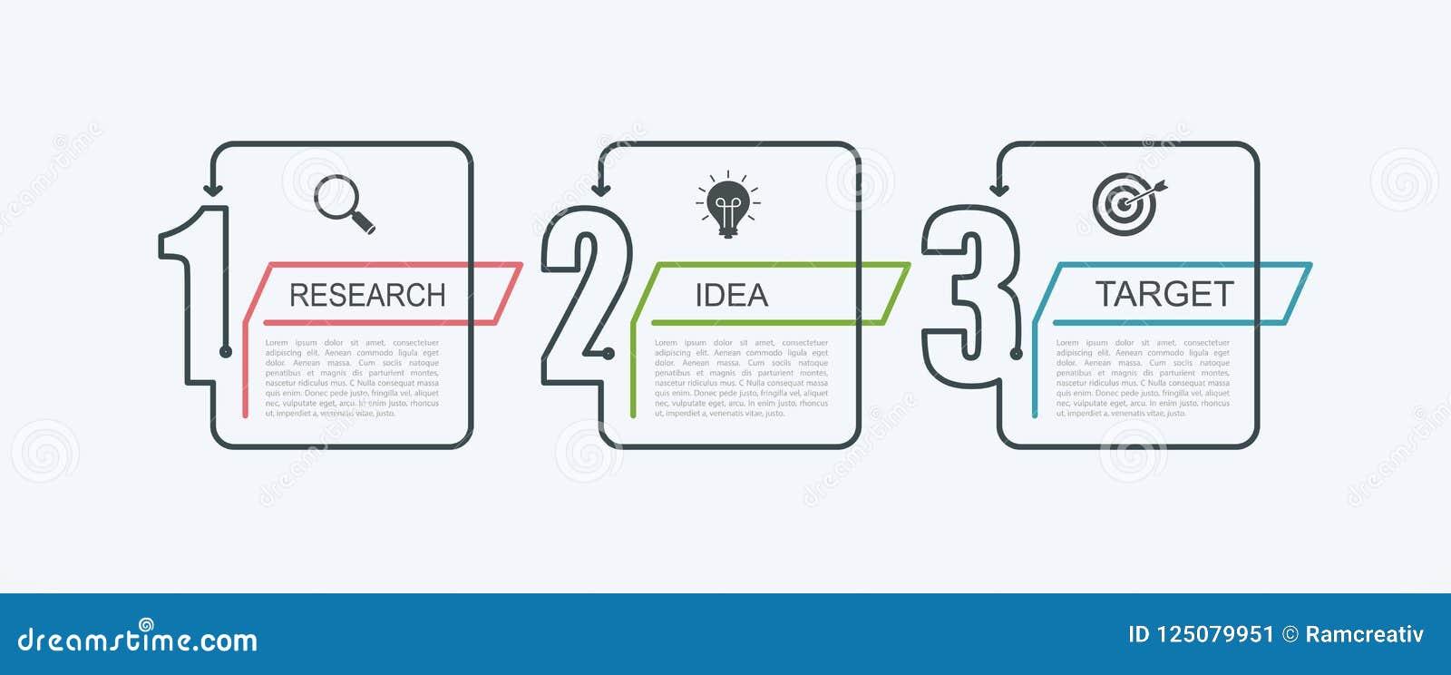 Fantastic Timeline Infographic Design Template With Step Structure Business Wiring Database Denligelartorg