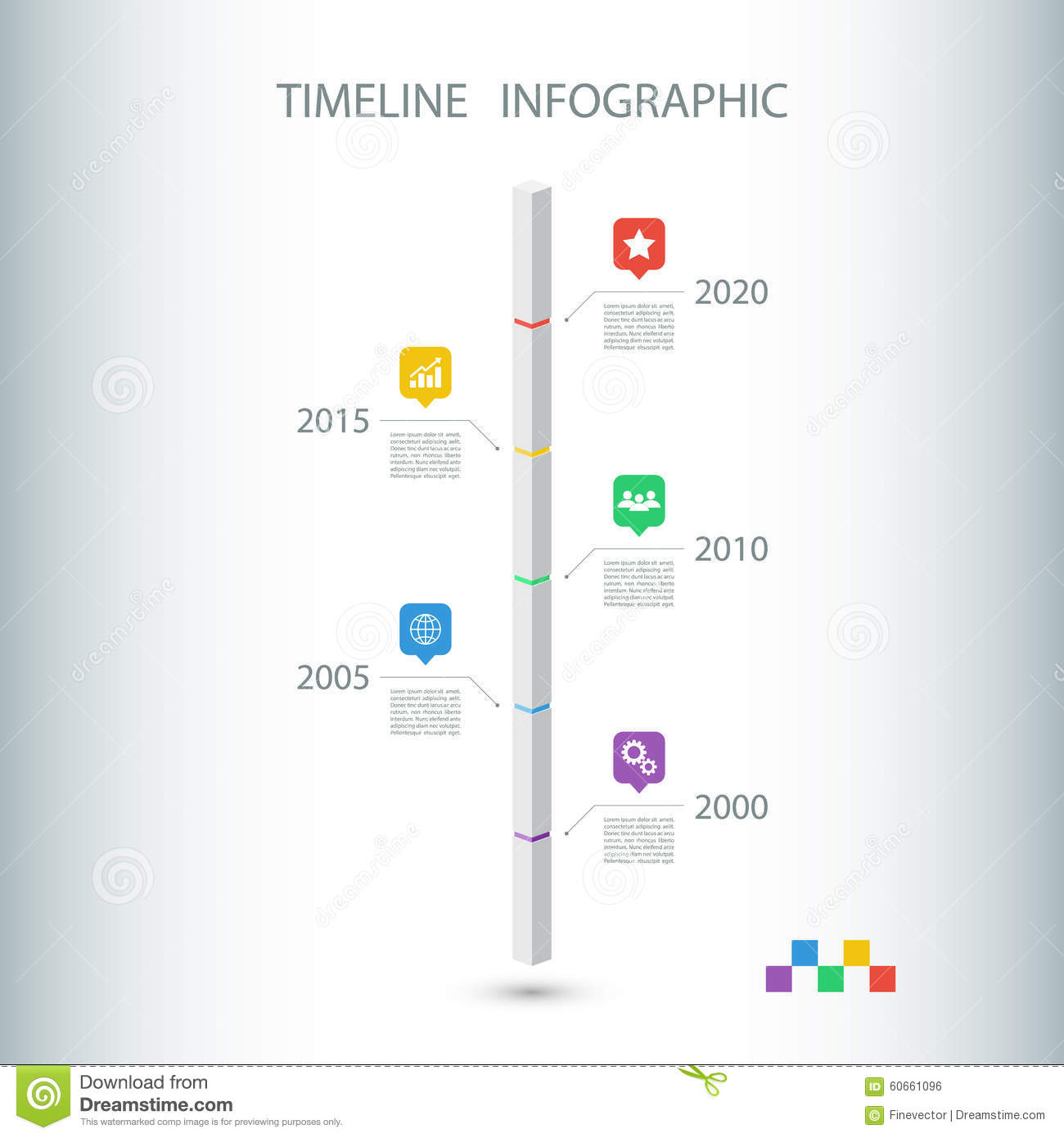 How to Create a Timeline Infographic in 6 Easy Steps