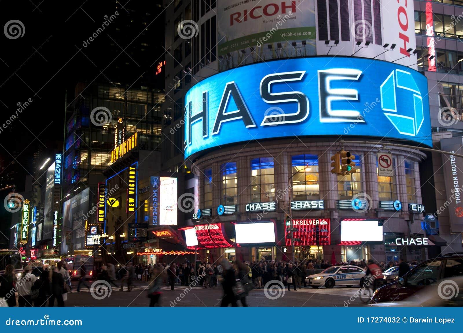 Times Square Billboards