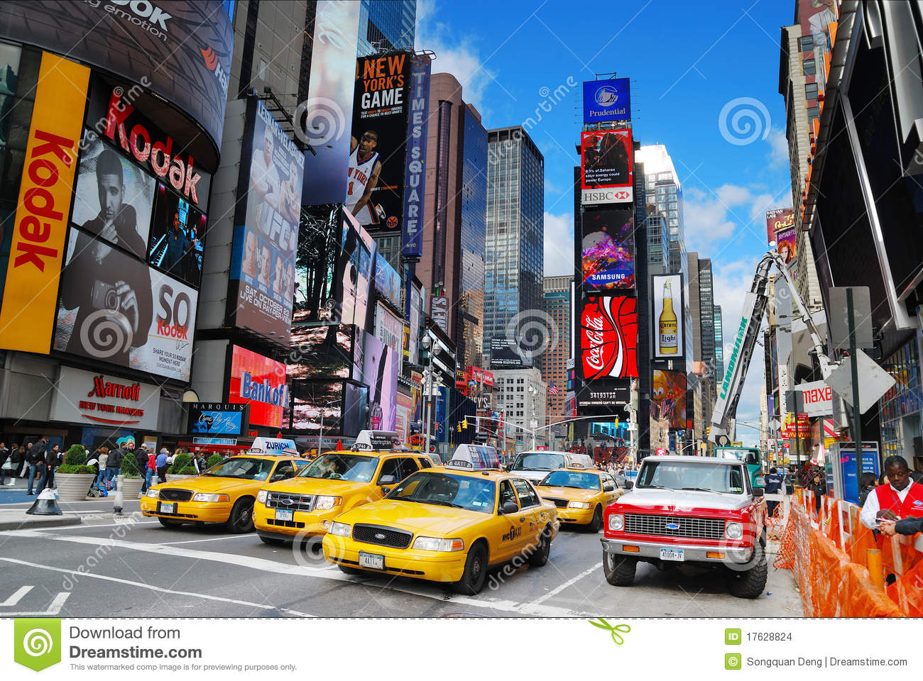 Times square de new york city manhattan image stock for What to do in new york new york