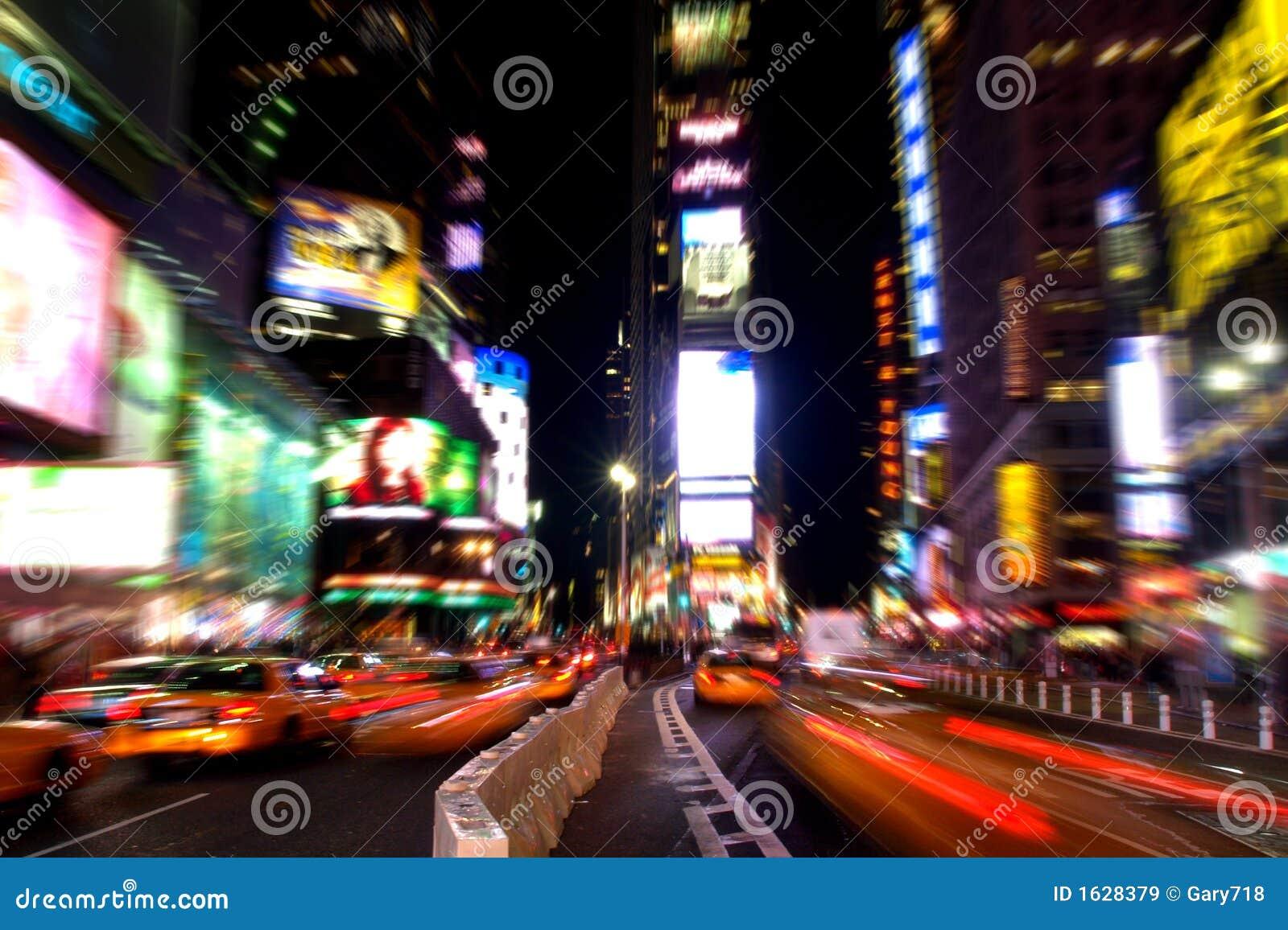 Times Square la nuit #3