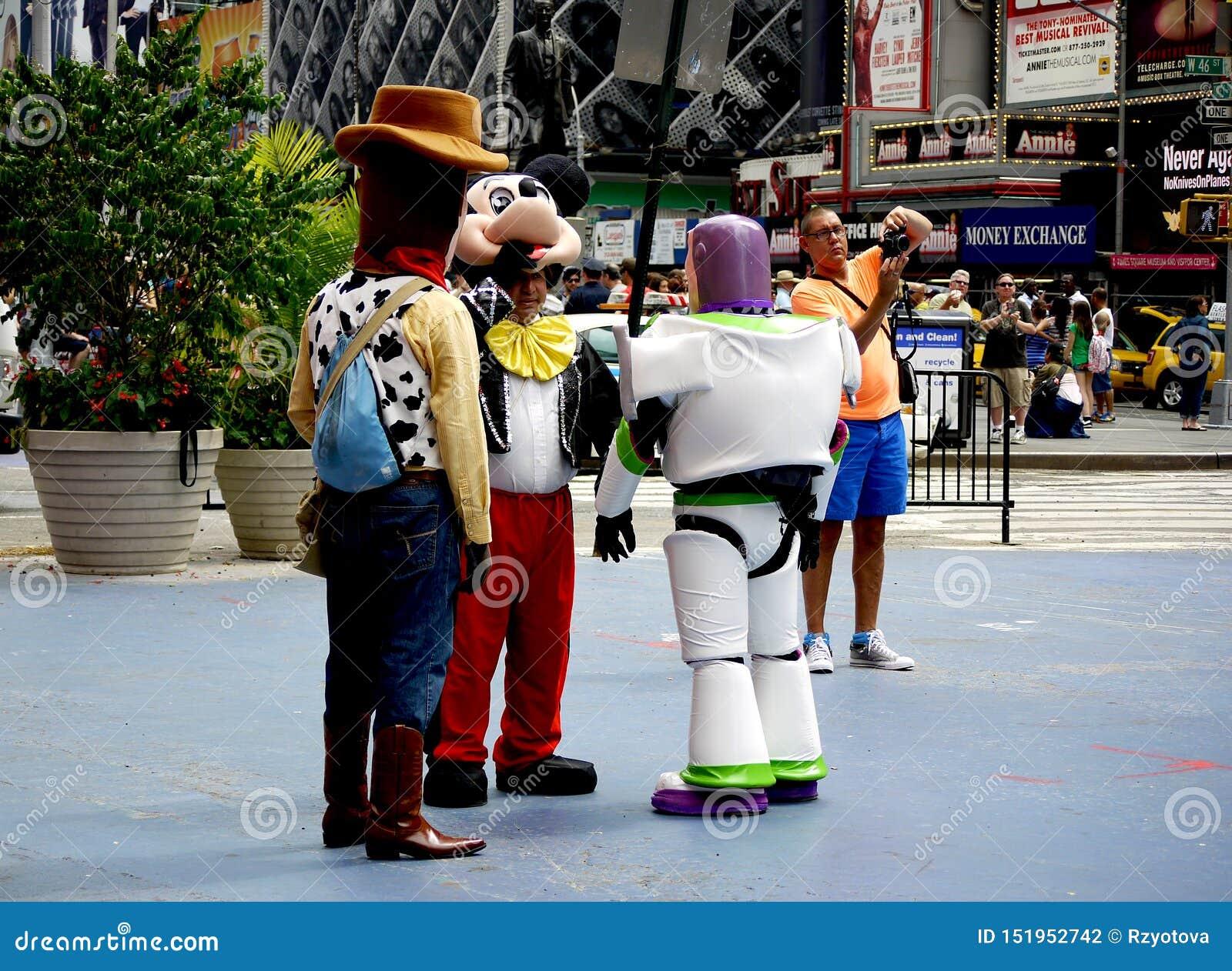 Times Square, Miasto Nowy Jork, NY, usa