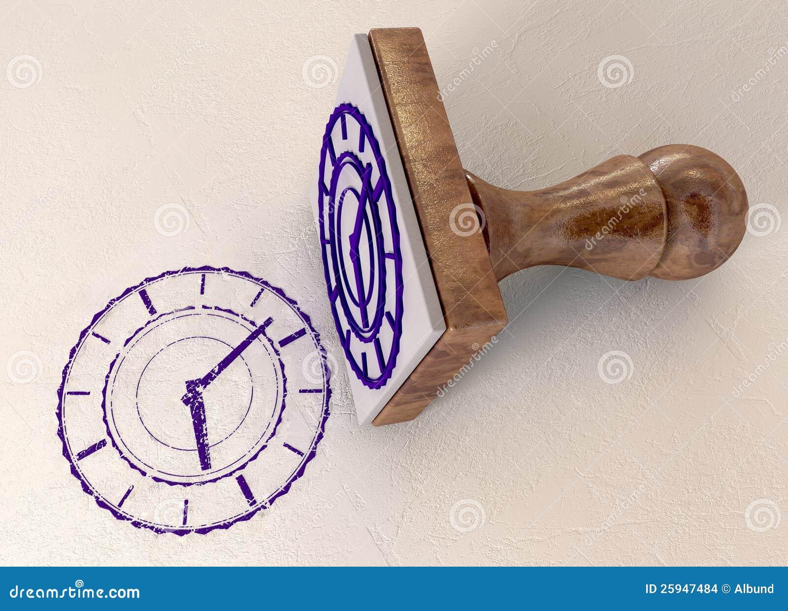 Timestamp Stamp Stock Images  Timestamp