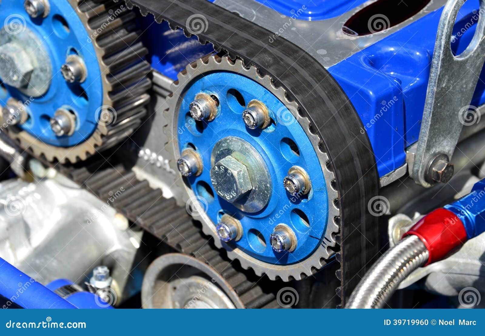 Timing Belt Stock Photo Image  39719960 on Car Engine Timing Belts