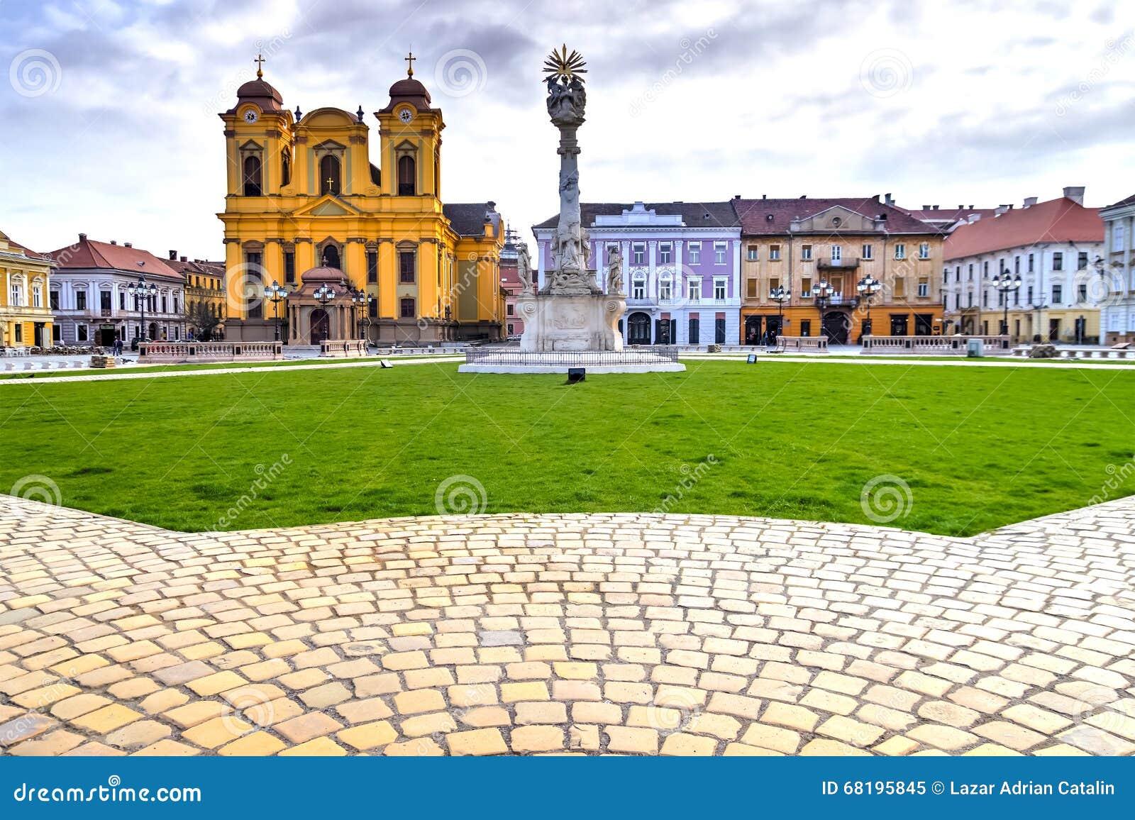 Timisoara-Stadt, Rumänien