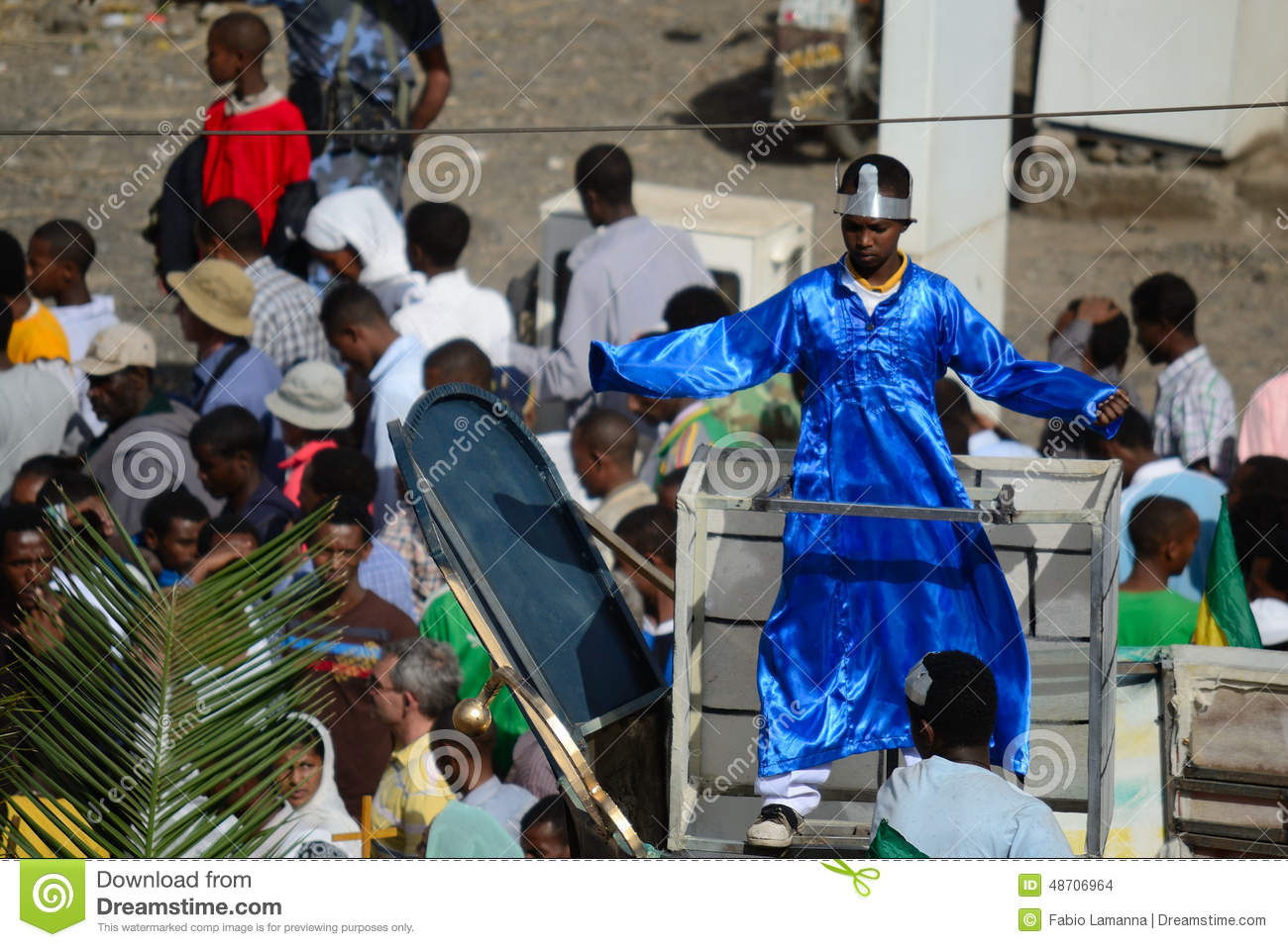 Timkat Celebration In Ethiopia Editorial Stock Image - Image of