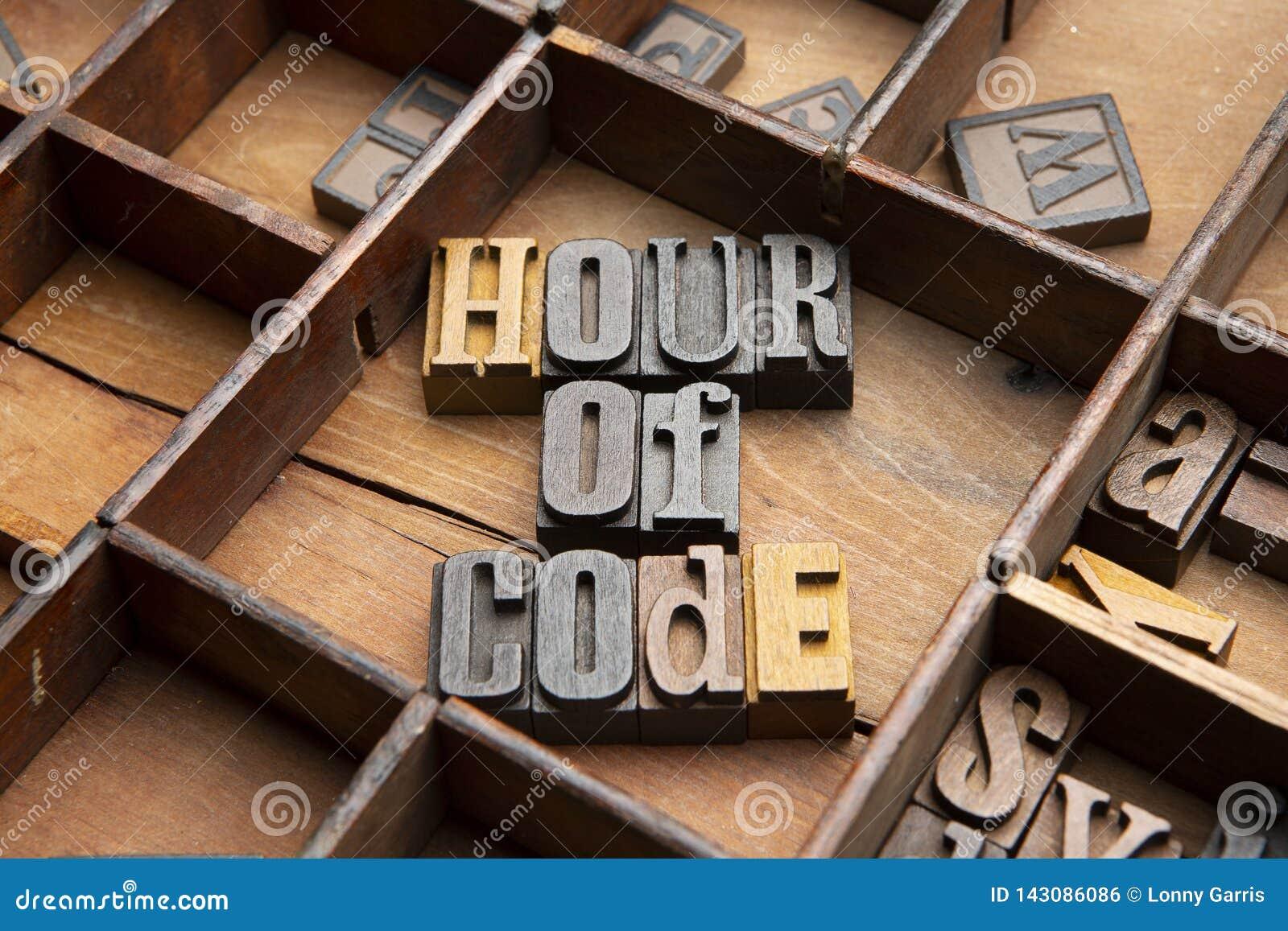 Timme av koden