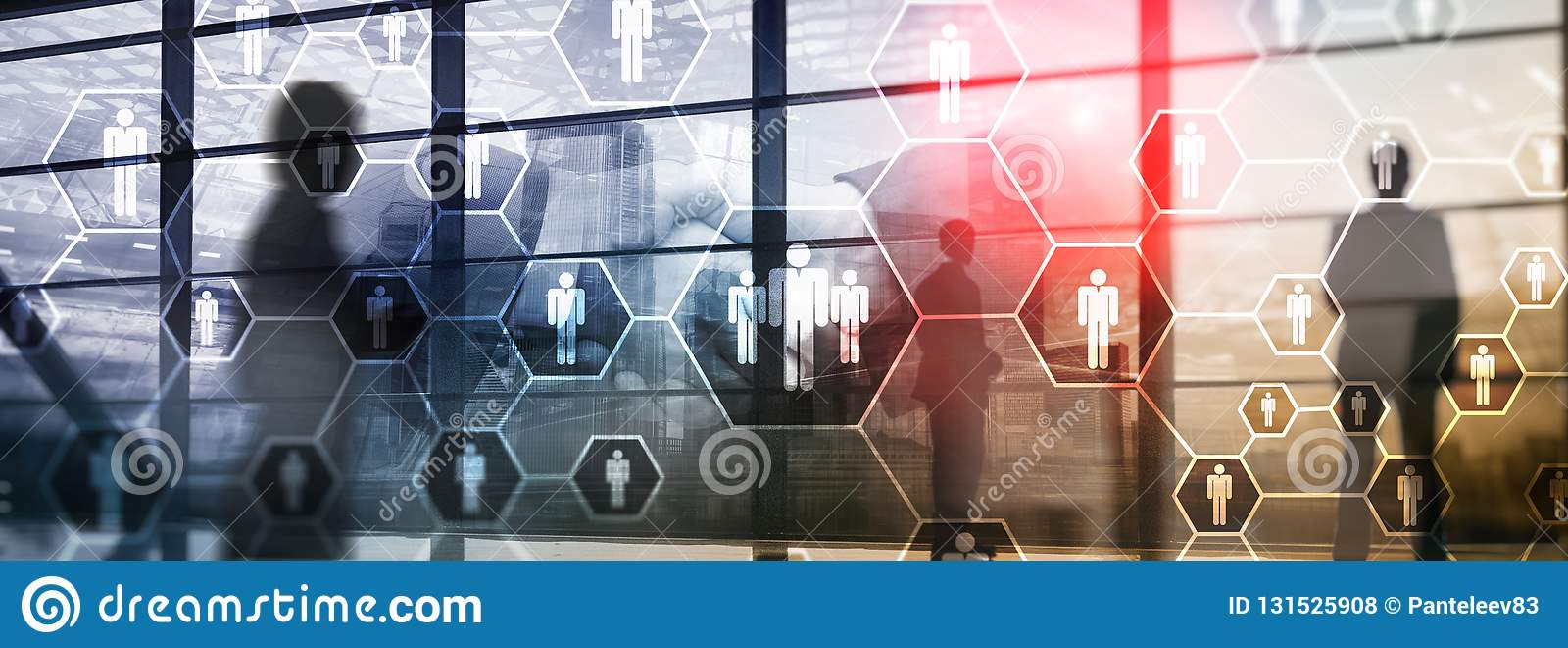 Timme, personalresurs-, rekrytering-, organisationsstruktur och socialt nätverksbegrepp