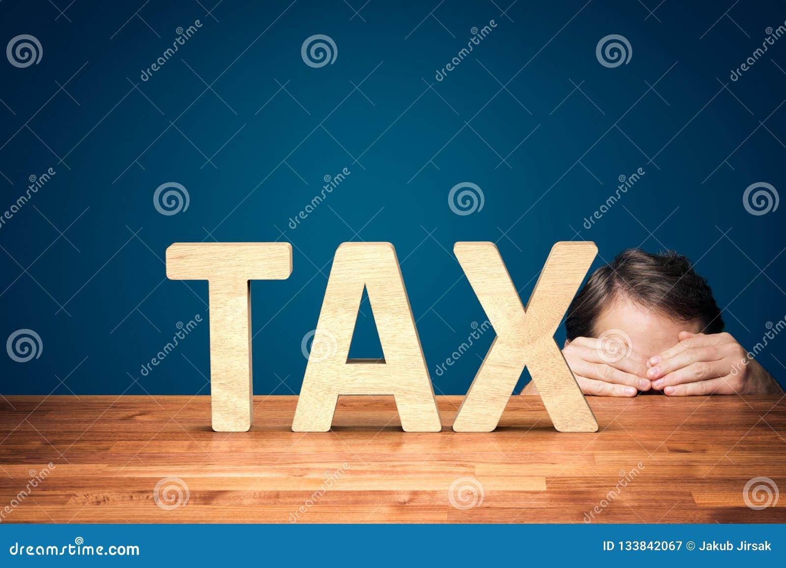 Timore di imposta